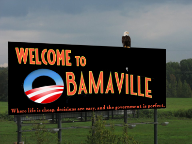 Welcome To Obamaville!